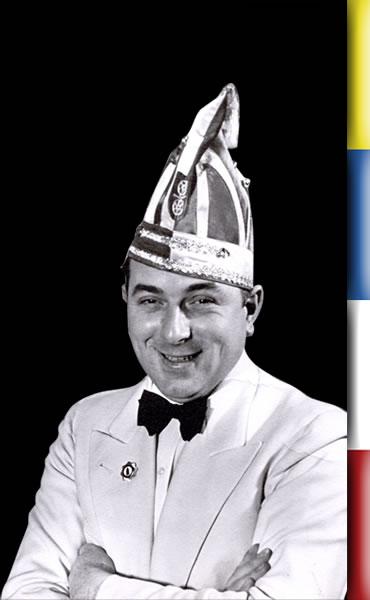 Lebenslauf   Ernst Neger - Der singende Dachdeckermeister